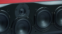 Go to Krix Epicentrix full size centre home theatre speaker page.