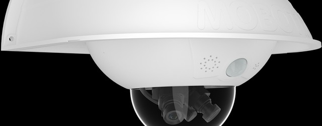 Mobotix D15 dome dual IP camera and on-wall mount installation and user manual (5.96MB pdf)