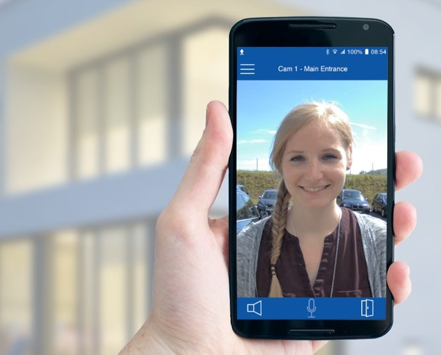 FREE Mobotix MxBell Android & iOS Apps for Mobotix home automation cameras and door stations.