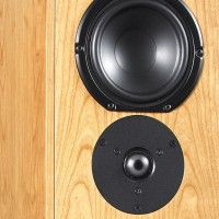 Krix Harmonix 3-way 4-driver floor standing speaker photo (1.45MB jpg).